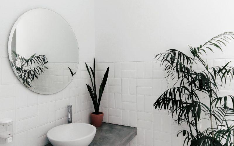 łazienki skandynawskie
