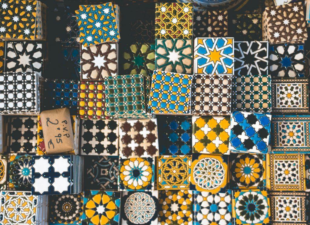 Tradycja marokańskiego Zellige'a