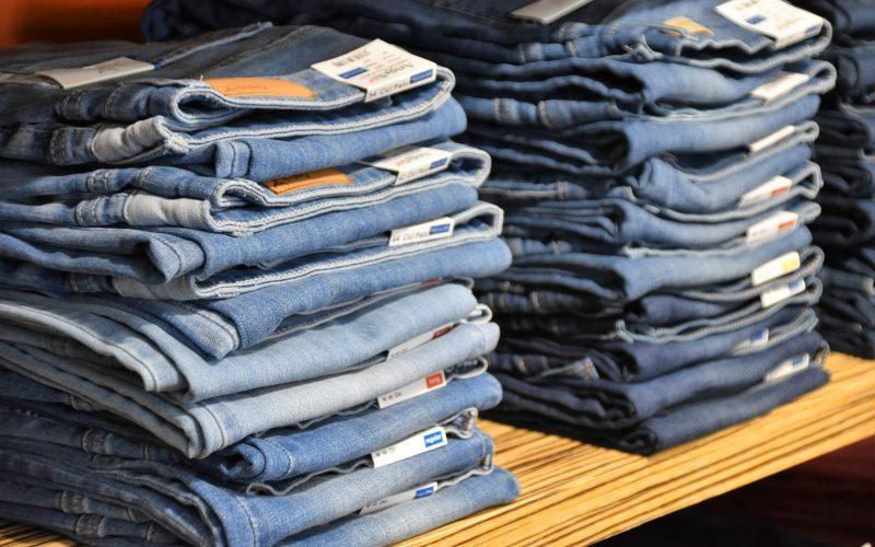 Jak prać jeansy?